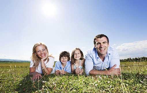 Loty motolotnią AirMARIO - loty dla rodzin z dziećmi