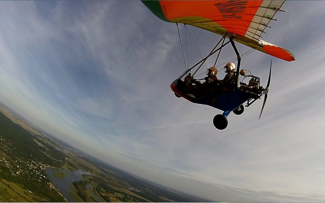 Super dzień na latanie