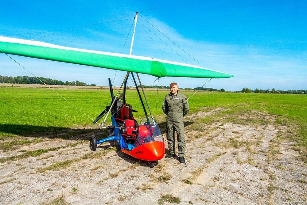 Loty motolotnią – loty widokowe  – promocja na sezon 2017