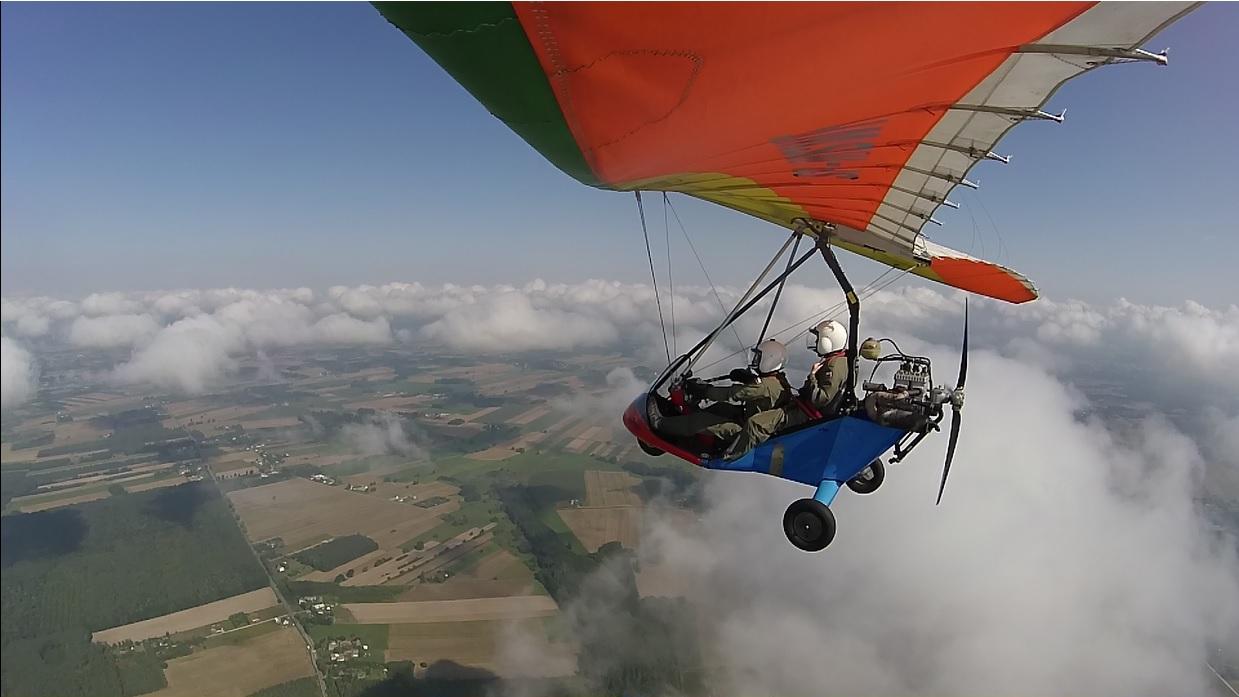 AirMARIO w chmurach