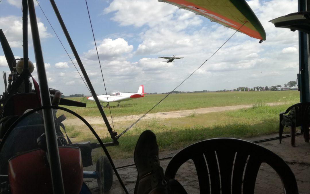 lotnicza siesta