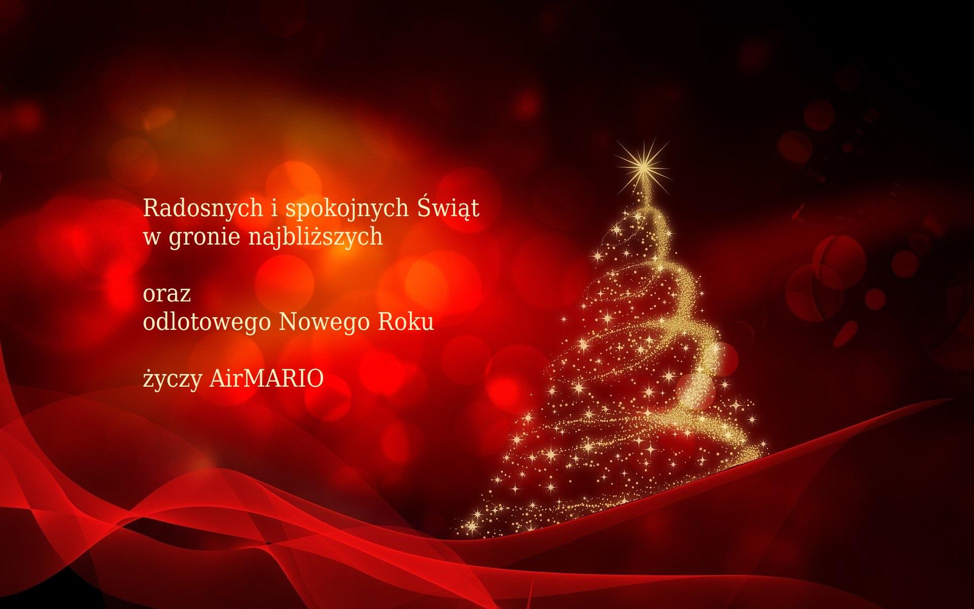 życzenia od AirMARIO